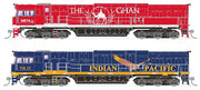 SDS NR CLASS  DC LOCOMOTIVE NEW TOOLED DETAILED HO BODY.