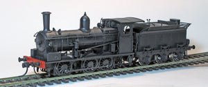 Z19 Class 0-6-0 Steam Locomotive..