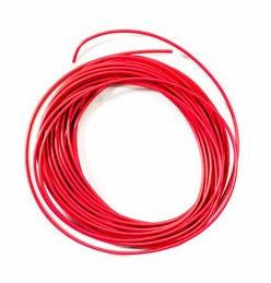 Peco: PL-38R RED 3AMP 16 STRAND WIRE (7.5M)