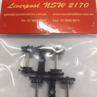 "BOGIE: Casula Hobbies RTR: ""2AN"" HO Scale NSWGR 1 Pair 2AN Passenger Bogies New Made in China as on the RTR LHO model."