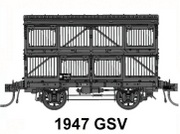 02 Casula Hobbies: MODELS DUE BY END OF Dec, 2020. PREORDER Pack 2 : 4 Wheel Sheep Van : Pack of four : No's 26566, #26573, #26579, #26585