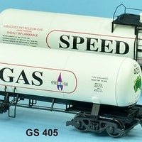 GAS SDS Models: NSWR: LPG Rail Tank Car: Twin packs: Speed-E-Gas: 1960-70's Pack B #002