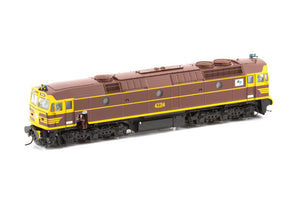 422-21S-AUSCISION 42214 CLASS INDIAN RED with DCC SOUND
