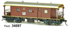 JHG SDS Models: Guards Van: JHG L7: Pack 34097