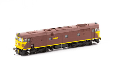 442-14S-AUSCISION 44236 Reverse with high side numbers and no L7 - DCC Sound Equipped