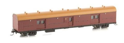 Casula Hobbies: LHY 1619 Indian Red/ Navy Roof
