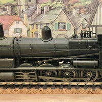 5133 Eureka Models D5133 NON SOUND D50 Class Superheated Steam Locomotive Weathered Bayer Peacock of the NSWGR. **