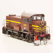 7003 IDR Models: 70 CLASS NSWGR LOCOMOTIVE INDIAN RED 7003