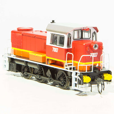 7007 IDR Models: 70 CLASS NSWGR LOCOMOTIVE SRA CANDY 7007.