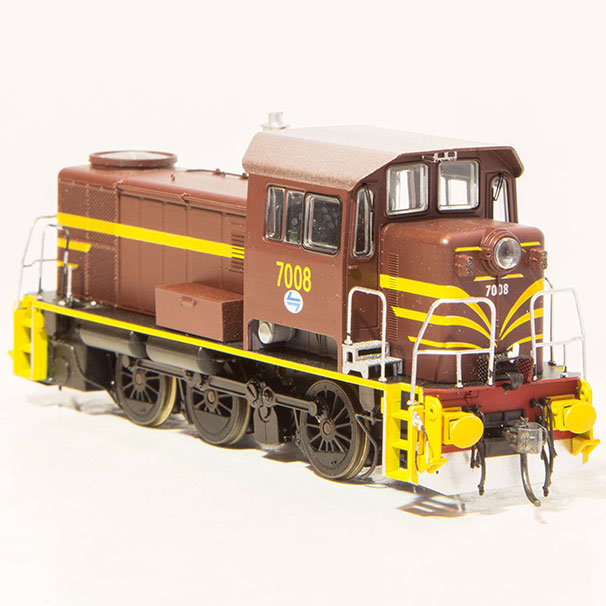 7008 Note; $40.00 off this model IDR Models: 70 CLASS NSWGR 7008 INDIAN RED YELLOW LINING  Retails $290.00