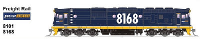 SDS MODELS Sound 8101 Class Freight Rail-Pacific National DCC Sound Version: In Production - Arriving end of 2019