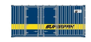 1 AA SDS: Containers; Pack A : Superpak GC Container 20' Each pack has three individually numbered containers ON SALE 12.