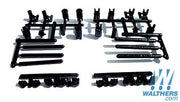 A-Line HO: #12030 Universal Coupling Assortered pack..