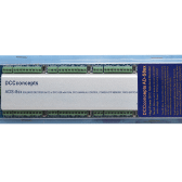 DCCconsepts DCD-ADS-8sx has 8 output with individual CDU Accessory Decoder CDU Solenoid Drive *
