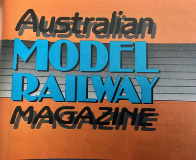 AMRM FEBRUARY 1992  Issue 172 Vol. 15 No7 Australian Model Railway Magazine