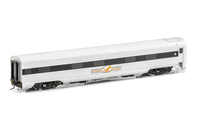 AUSCISION - APS-21 Indian Pacific® MK4 - 2 Car BRG Platinum Sleeping Cars Cars: BRG-168C, BRG-171Q (2008-Present Era)