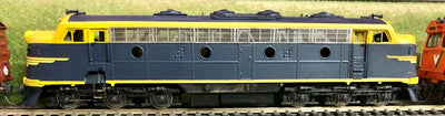 Brass Models: B Class by Australian Locomotive Company: (ALCO) Victorian Railways