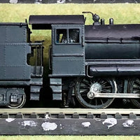 BRASS MODEL Bergs Hobbies Brass NSWGR C36 class Round Top Locomotive black
