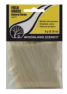 Woodland Scenics: FG171 GRASS - NATURAL STRAW