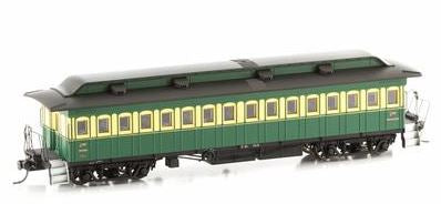 Orient Express Reproductions: GLENELG CENTENARY 2ND CLASS COACH, #264 OR450