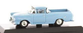 Road Ragers: 1961 EK Ute: Wedgewood Blue, HO Car. die-cast