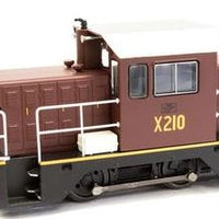 X210 IDR Models: IDR X210 NSWGR LOCO RAIL TRACTOR - INDIAN RED $75.00 discount RRP $255.00