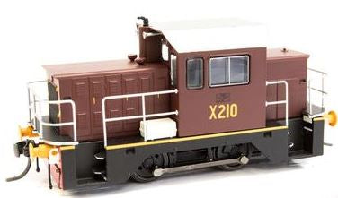 IDR Models: IDR X210 NSWGR LOCO RAIL TRACTOR - INDIAN RED Sale price $179.00 ea. RRP $255.00 save