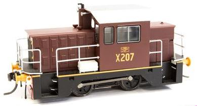 X207 ANNIVERSARY DISCOUNT SALE IDR Models: IDR X207 NSWGR LOCO RAIL TRACTOR - INDIAN RED Discount price $179.00ea. RRP $255.00 save