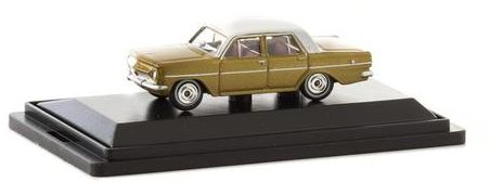 Road Ragers: 1963 EH Premier Sedan Kalgoorlie Gold/White two-tone, HO Car. die-cast