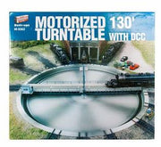 Walthers: TURNTABLE 130' DCC