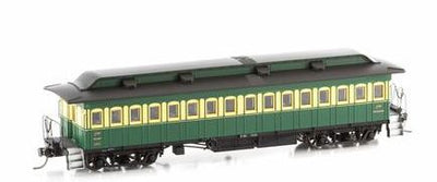 Orient Express Reproductions: GLENELG CENTENARY 2ND CLASS COACH, #263 OR451