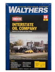 Walthers: INTERSTATE OIL COMPANY #933-3006
