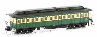 Orient Express Reproductions: GLENELG CENTENARY 2ND CLASS COACH, #53 OR452