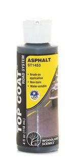 Woodland Scenics: ST1453 TOP COAT ASPHALT 118ML