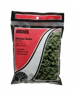 Woodland Scenics: FC146 BUSHES - MEDIUM GREEN 24