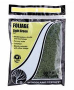 Woodland Scenics: F51 FOLIAGE - LIGHT GREEN