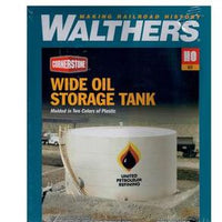 Walthers: Wide Oil Storage Tank
