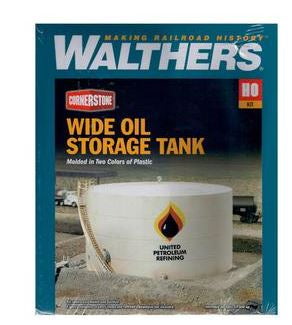 Walthers: Wide Oil Storage Tank #933-9137