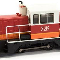 X215 IDR Models: sale X215 NSWGR CANDY LOCO RAIL TRACTOR save $75.00 RRP $255.00