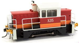 IDR Models: X215 NSWGR LOCO RAIL TRACTOR - CANDY Sale price $179.00. RRP $255.00 save