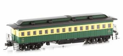 Orient Express Reproductions: GLENELG CENTENARY 2ND CLASS COACH, #373 OR460