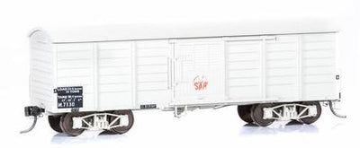 Orient Express Reproductions: OR-301 SAR M VAN LIGHT GREY CORR ROOF (2 PACK)
