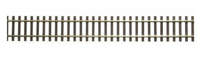 Peco: SL-100F HO CODE 75 WOODEN SLEEPER FLEXITRACK (BOX OF 25)