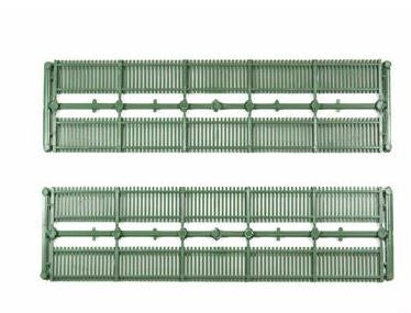Ratio: 431 PICKET FENCE (GREEN)