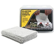 Woodland Scenics: PLASTER CLOTH SHEETS