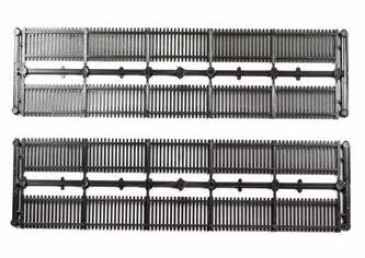 Ratio: 422 GWR STATION FENCING (BLACK)