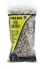 Woodland Scenics: C1276 TALUS BROWN COARSE