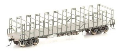 Auscision Models: NSW-28 COILED WIRE WAGON NCOF FREIGHT RAIL / FREIGHTCORP WAGON GRIME - 4 PACK #NSW-28