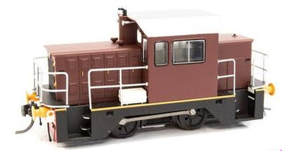 IDR Models: IDR X200 NSWGR UN-NUMBERED LOCO RAIL TRACTOR - INDIAN RED Sale price $179.00 ea. RRP $255.00 save