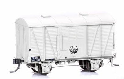 Orient Express Reproductions: OR-251 DWF VAN SAR LIGHT GREY WITH LOGO (3 PACK)